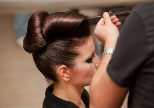 Design Cut Blow Dry And Style Luxe Salon